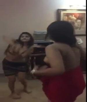 Novinhas indianas dançando semi nuas cai na net