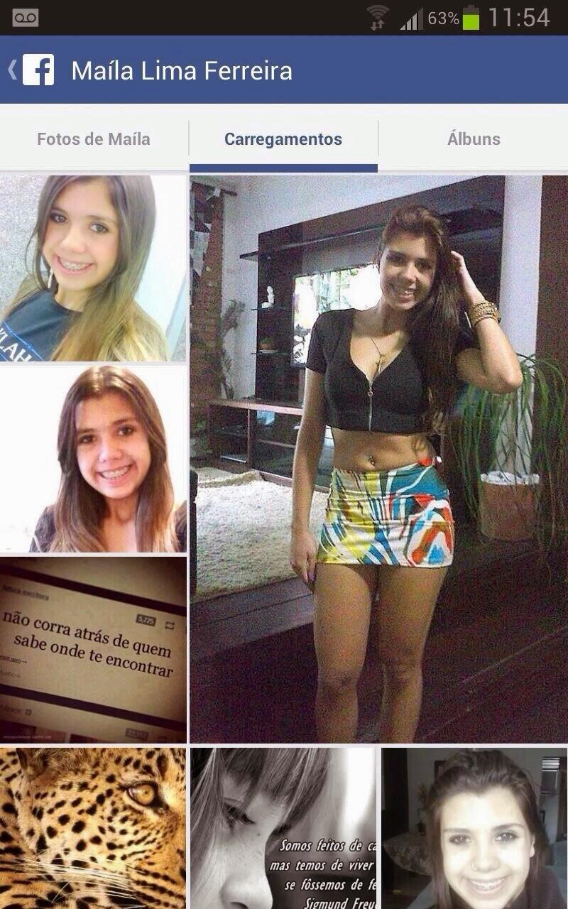 Maila Lima Ferreira Novinha Chapada Trepando Com Ex Igor Sebah