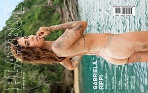 Playboy Janeiro 2017 Gabriela Rippi Nua Exibindo Corpinho Perfeito