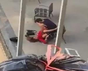 Sexo na rua com casal safado transando bem gostosinho
