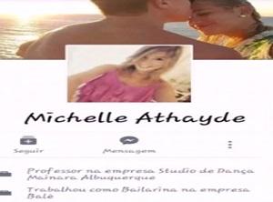 Michelly Athayde transando com namorado acabou caindo na net
