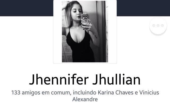 Caiu na net Jhennifer Jhullian de Campinas/SP em fotos caseiras bem ousadas