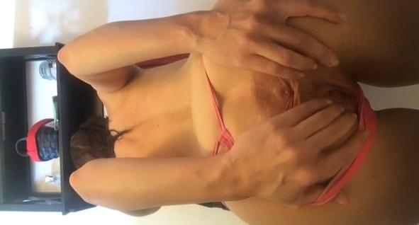 Kalyne morena bunduda de Belo Horizonte/MG caiu na net mostrando cu