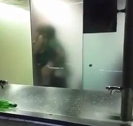 Flagra De Sexo No Banheiro Do Portal Shopping Goiânia/GO