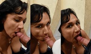 Professora Doraci Veras de Goiânia/GO caiu na net devorando pau do aluno