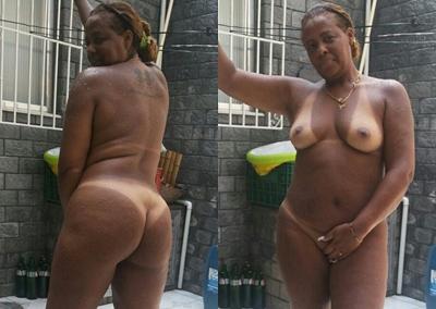 Sanda mulata bronzeada caiu no whatsapp fotos peladinha no quintal
