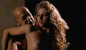 Helena Louro nua em cenas de sexo quente no seriado nacional