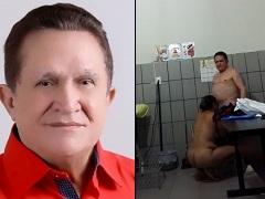 Ginecologista E Prefeito De Uruburetama – CE Sendo Acusado De Assedio Sexual Gravou Foda Intima Com Paciente
