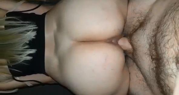 Bunda Grande Buceta Loira De Novinha Rampeira No Sexo Amador