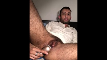 Sexo na cama Nay brasileirinha dando cu apertado pro namorado
