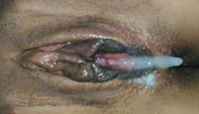Enchendo a bucetona de porra depois de uma boa metida