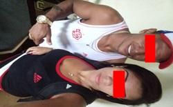 Esposa muito gostosa caiu na net metendo com marido
