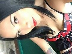 Porno amador com mexicana tatuada fazendo sexo