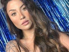 BBB20: Bianca Andrade rebolando bem gostoso com short socado na bunda